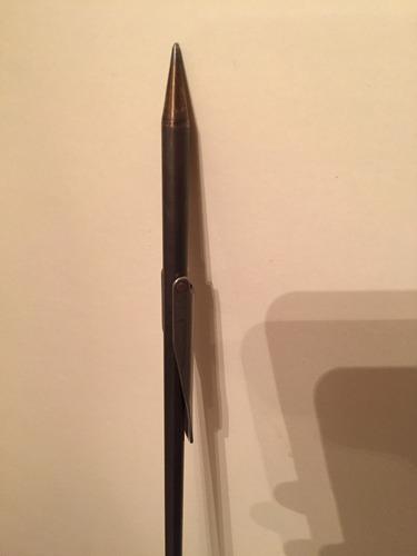 flecha varilla de acero armónico para arpón 100 y 135