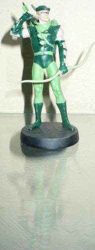 flecha verde colección el tiempo dc comics 2010