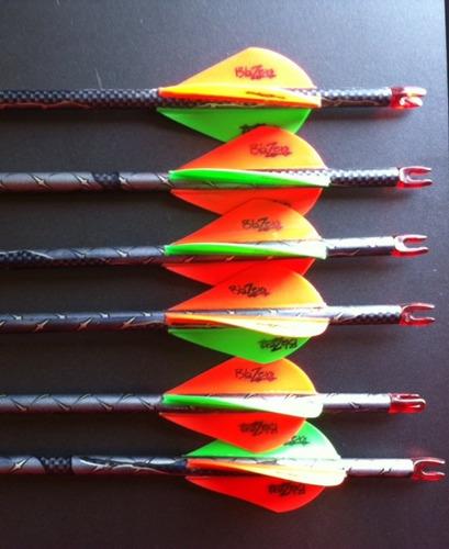 flechas deepsix fmj 400
