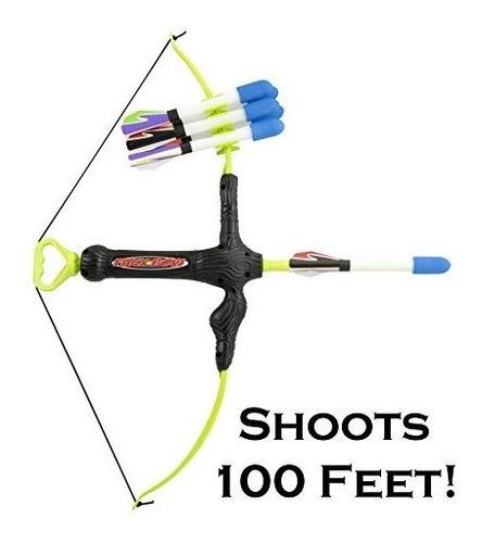 flechas lanzador arcos