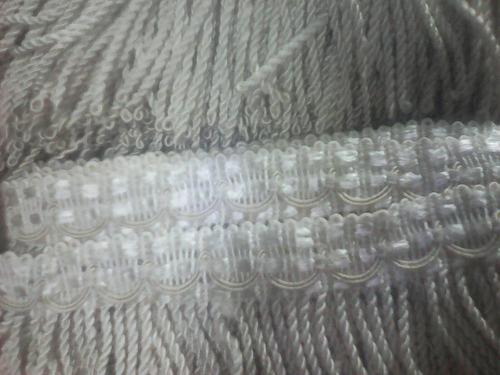 flecos de seda