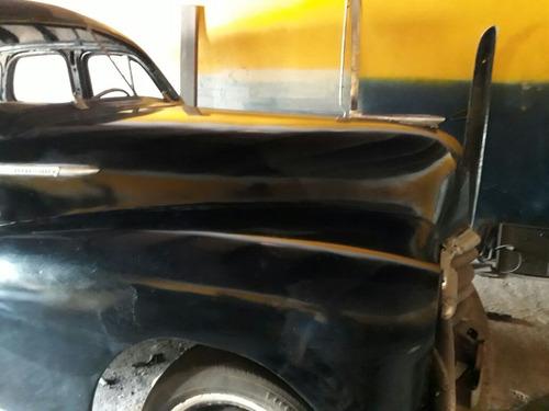 fleetmaster 1948 para terminar restauração  chevrolet