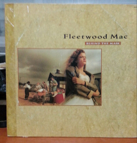 fleetwood mac - behind the mask - 1990 (lp)