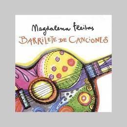 fleitas magdalena barrilete de canciones cd nuevo
