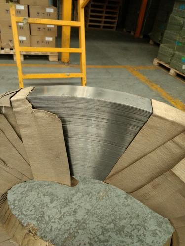 fleje acero s/c madera 1 3/4  x 0.035  12 rollos
