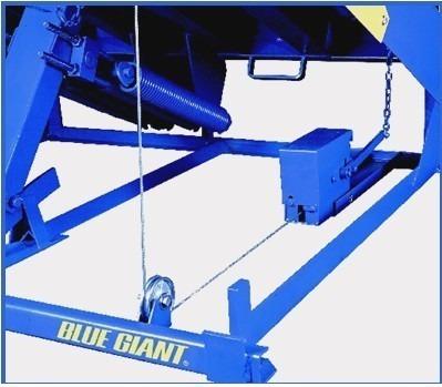 fleje para caja de frenado blue giant