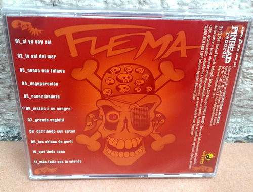 flema - nunca nos fuimos (reedición remasterizado)