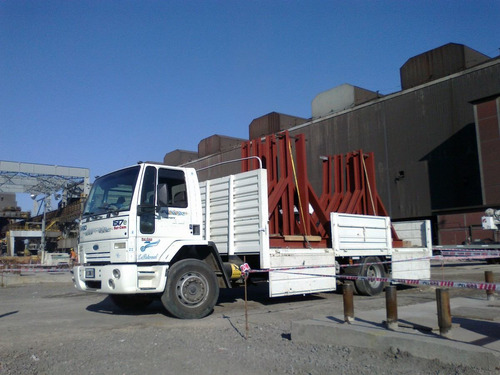 flete camion grande zona norte a cualquier punto del pais