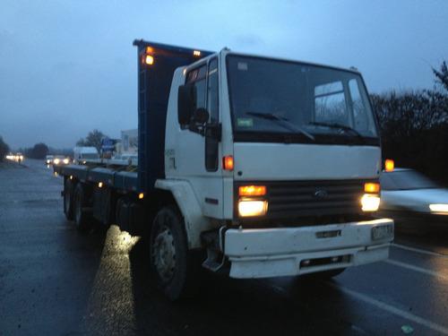 flete  camion plano 5,10,15t. 998243106 santiago y reg
