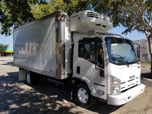 flete en camiones thermokig npr y gandolas refrigeradas