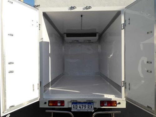 flete frío transporte congelados y refrigerados (-25 grados)