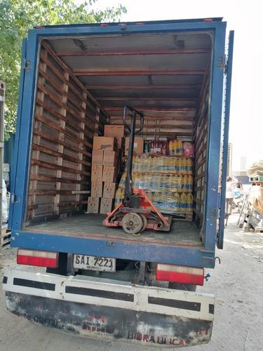flete mudanzas transporte logistica envios