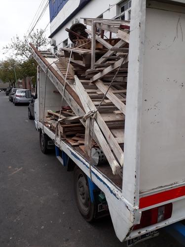 flete o transporte en camioncito zona oeste merlo economico