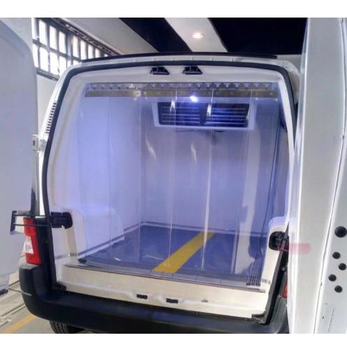 flete refrigerados-congelados - transporte equipo de frío