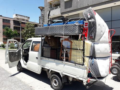 fletes barato economicos camioneta san bernardo puente alto
