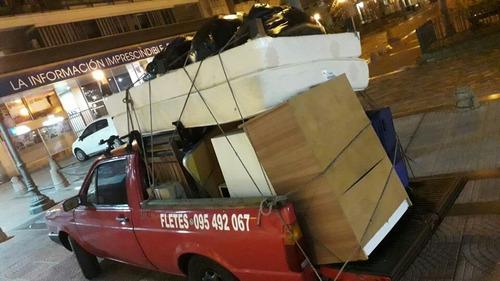 fletes baratos auxilio de moto reparto comercios minimudanza