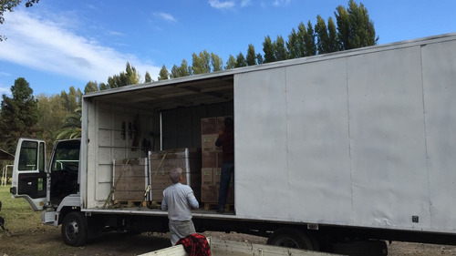 fletes camion abierto o cerrado de,7.50  de largo