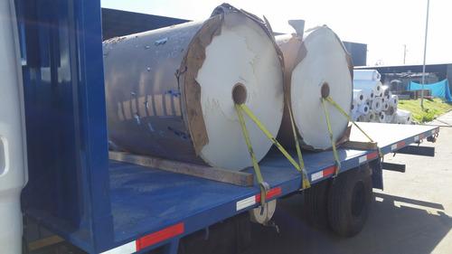 fletes camion plano 5000 kg.