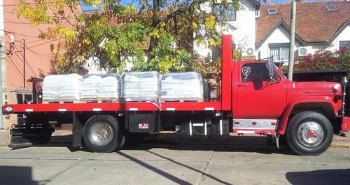 fletes camión playo y 608 sider en munro - zona norte