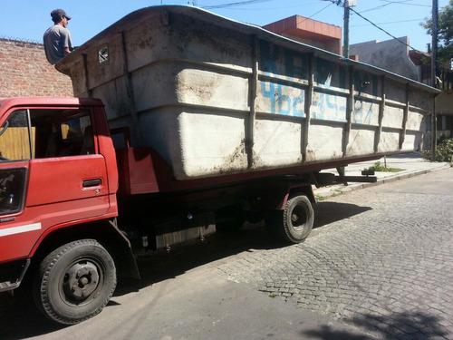 fletes camión y camion playo, dueño, zona oeste morón