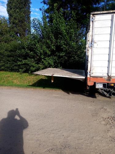 fletes, cargas grales, mud. todo el país 7 tons zona pilar