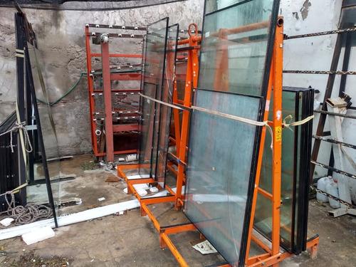 fletes de vidrios y cargas generales