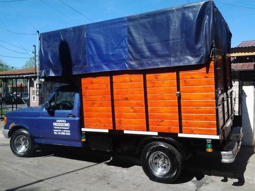 fletes economico mudanza capital ramos ciudadela san justo