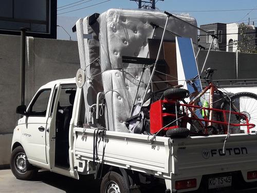 fletes economicos camioneta providencia santiago las condes