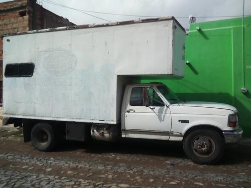 fletes economicos camionetas cerradas de 3,6,8 toneladas