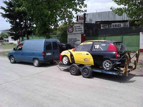 fletes en general y traslados de autos etc