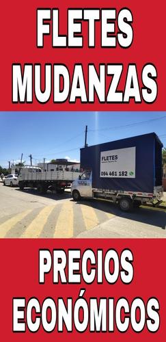 fletes en montevideo mudanzas camion camioneta precio barato