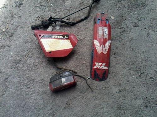 fletes etc $330 carburador amortiguadores $55 moto repuestos