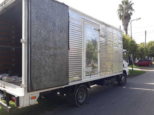 fletes la plata capital costa atlántica camion mediano
