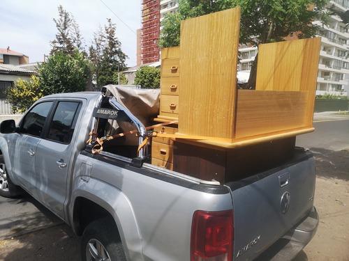 fletes materiales de construcción y mudanzas