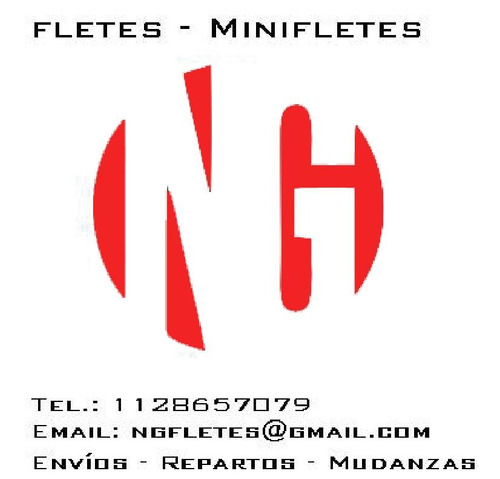 fletes  minifletes - mudanzas - mini flete ng - económicos