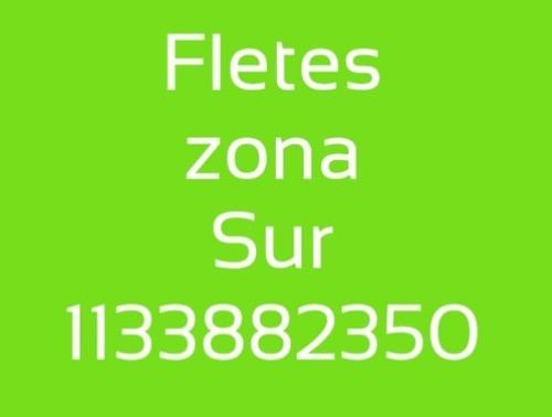 fletes / minifletes / zona sur / lanus / lomas de zamora