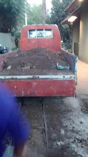 fletes, mudanza y retiro escombros 24/7