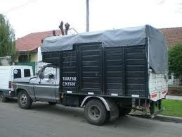fletes mudanzas 096-716-121 camiones grandes bajadas peones