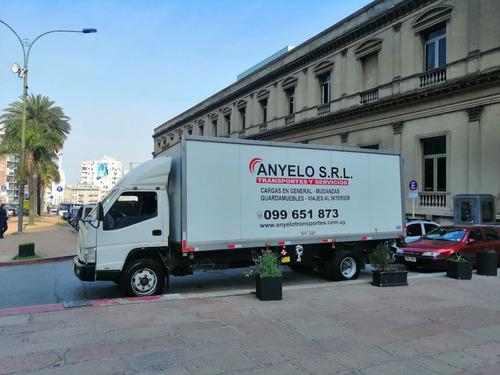 fletes, mudanzas, boxes, guardamuebles, camiones grandes