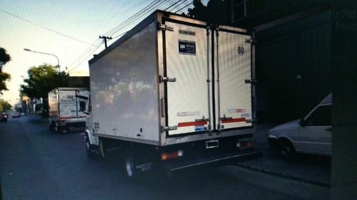 fletes mudanzas camion con equip de frio hab. senasa y pelig