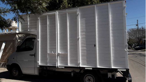fletes mudanzas canastos embalajes operario carga/descar