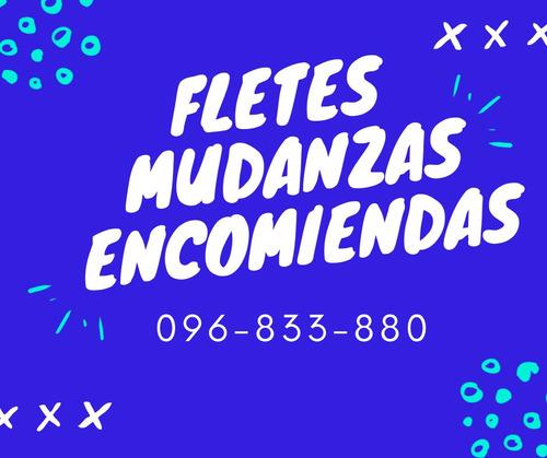 fletes - mudanzas - encomiendas con precios razonables!