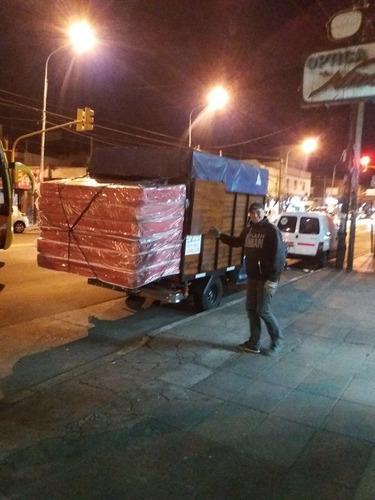 fletes mudanzas- ramos mejia- mataderos - caba y gba 24 hs