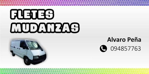 fletes - mudanzas - repartos - 094857763