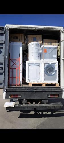 fletes, mudanzas, servicio de logística y distribución empr