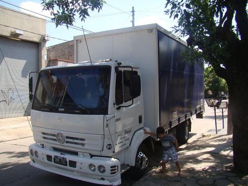 fletes mudanzas todo el pais camiones c/pala hidráulica 24hs