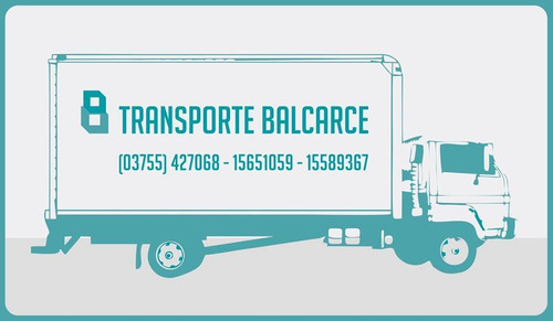 fletes mudanzas transporte