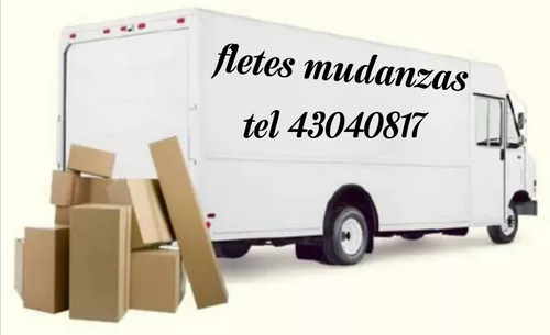 fletes mudanzas, transporte ,agencia de peones , fletes mas