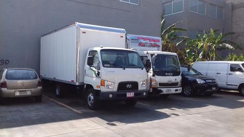 fletes mudanzas transporte de carga rampas hidráulicas