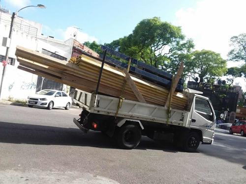 fletes mudanzas traslados camión grúa servicio las 24 horas!